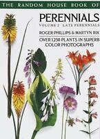 The Random House Book of Perennials 2 vols. : Late Perennials