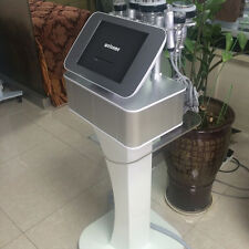 6in1 Aspirapolvere a ultrasuoni cavitazione dimagrante RF radio frequenza ultrasuoni macchina