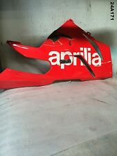 APRILIA RSVR 2007 - 2008 RH BELLY PANEL GENUINE OEM LOT24  24A171