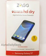ZAGG Invisible Shield HD Dry Screen Protector for Samsung Galaxy S7
