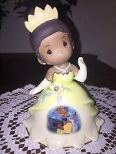 Precious Moments Bradford Forever Tiana-Disney's The Princess And The Frog