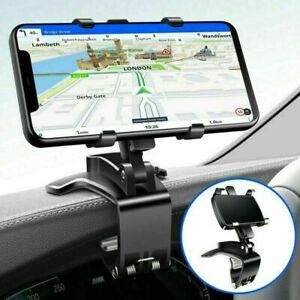 Phone Holder for Car Dashboard Mount Universal Cradle Windscreen Mobile Stand