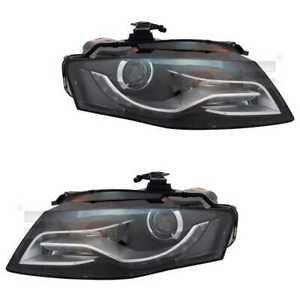 Xenon Scheinwerfer Set links & rechts D3S/LED mit Tagfahrlicht für Audi A4 Avant