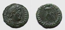 IMPERIO ROMANO.  VALENTINIANO I. SISCIA.  CENTENIONAL.   ASISC.    EBC- / MBC+