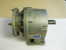 BONFIGLIOLI MAS20/PGR063 GEAR REDUCER 7/16 IN 20MM OUT NEW CONDITION NO BOX