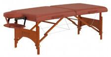 "New Master Massage 28"" Fairlane Portable Regulation Size Massage Table"