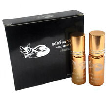THAI SILVER FOX 6ml (2xbottle) Sex Drops Spanish Fly Aprodisiac Strong Gold New