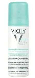 Vichy Deodorant Antiperspirant Spray 48 hour Dry Touch 125 ml