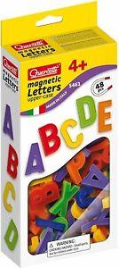 Quercetti Magnetic Letters Upper Case 48pc