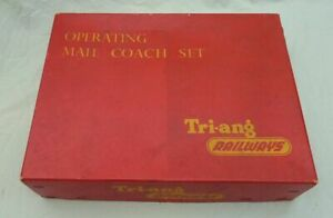 TRIANG TRANSCONTINENTAL R119 OPERATING TC MAIL SET