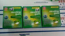 Nicotine Gum  2 Mg cool Mint 300 Pcs Sugar Free Rite Aid