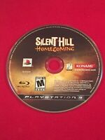 Silent Hill: Homecoming (Sony PlayStation 3, 2008) PS3 Disc Only  – Tested