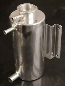 1.5 Coolant Water Expansion Tank Bottle Header Aluminium Alloy Universal Kit Car