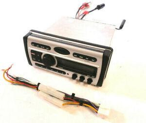 Clarion CMD5 (Pristine) Marine AM-FM CD/Mp3 iPod SatReady Marine Stereo Reciever