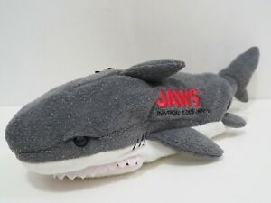 "Jaws Shark Universal Studio Japan Hand Puppet Plush 11"" Toy Doll"