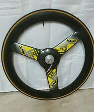 Mavic 3G carbon 650cm front wheel tubular tire included.
