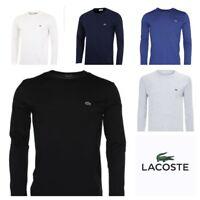 Lacoste Long Sleeve Men's Crew Neck T-Shirt