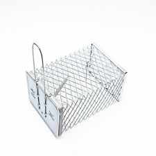 Small Animal Live Capture Mouse Trap Cage Box Alive Mole Rodent Mouse Catcher