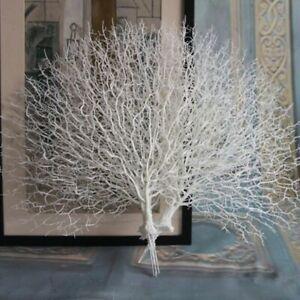 Accessories Fake Sea Plant Coral Branch Sea Tree Peacock Tree Sea Trunk Branch