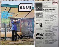 DIANA ARMI 2/1975 DEL MARO DE BUTTET BERETTA REMINGTON WINCHESTER COOEY REFORM