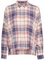 8/11 NEU ONLY Damen Hemd Bluse onlEVERETT ALMA L/S LOOSE SHIRT WVN Gr. 38
