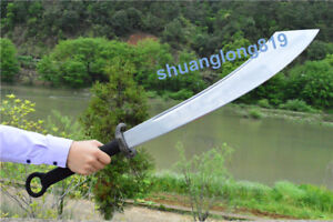High Quality Chinese Red-Army Broadsword DaDao Sword Sharp Carbon Steel Blade