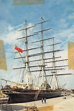 Cutty Sark The famous Tea and Wool Clipper built in 1869 at Dumbarton