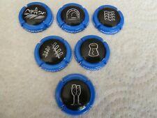 capsule de champagne générique feuillatte bleu NR