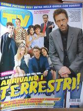 TV Sorrisi e Canzoni n°24 2008 Raffaella Carrà Ezio Greggio Striscia [D47]