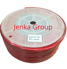 DLUXX RED CARAVAN PLUMBING HOSE 12MM  50M ROLL WATERMARKED APPROVED