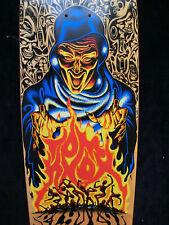 Santa Cruz Tom Knox Ghoul / Firepit Veterans Division Skateboard 2005