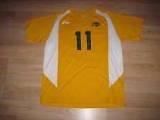 ASICS NCAA North Dakota State Bison Game Used Women's Volleyball Jersey/Free SH!
