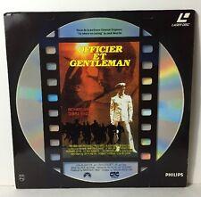 Laser Disc /Laser Disque Film Officier Et Gentleman Voir Photos