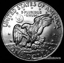"1972 P Eisenhower ""Ike"" Dollar from Roll"