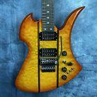 BC Rich Mockingbird Legacy ST Electric Guitar in Honey Burst for sale