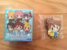 Bartz Final Fantasy Rubber Strap Square Enix US SELLER! COMES WITH BOX! NEW!