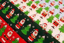 Telas y tejidos de navidad