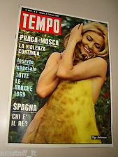 TEMPO=1969/6=ELGA ANDERSEN=TERMINILLO=VIRNA LISI=VERCELLI VINTEBBIO BIELLA=