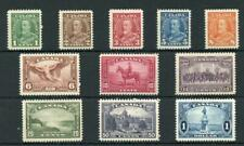 Canada 1935 short set to $1 SG341/51 (exc 4c) + Air 6c fine MNH