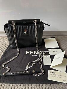 Fendi Dot Com BLACK Bag - Excellent Condition