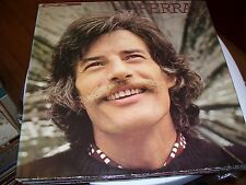 JEAN FERRAT-FERRAT-LP-NM-DISQUES TEMEY-LYRICS GATEFOLD-FRANCE IMPORT