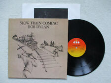 "LP 33T BOB DYLAN ""Slow train coming"" CBS 86095 HOLLAND §"