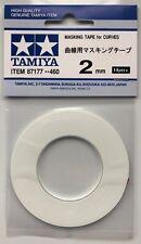 Tamiya 87177 Masking Tape for Curves 2mm X 20m