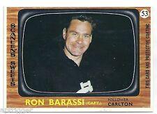 1967 Scanlens (53) Ron BARASSI Carlton ! Near Mint !