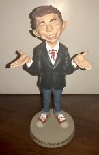 """Vintage Mad Magazine ALFRED E NEUMAN """"What, Me Worry?"""" 14"""" Statue Figurine 1993"""