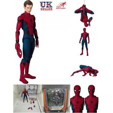 """6"""" Mafex NO 47 Spider-Man Homecoming PVC Action Figure Toys Xmas Gift Collection"""