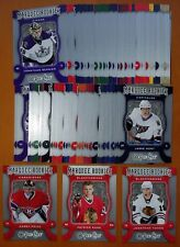 2007-08 O-Pee-Chee Complete 600 Card Set - Base and Rookies Kane-Price-Toews