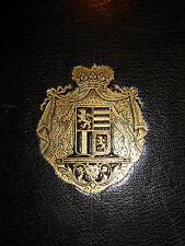 Office de la Quinzaine de Pâques (1779). Maroquin aux armes du duc d'ESCLIGNAC.