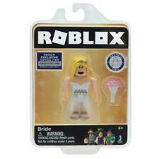ROBLOX Bride Mini Figure With Virtual Code Gold Collection Mix Match Parts