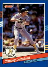 1991 Donruss Baseball Card Pick 273-521